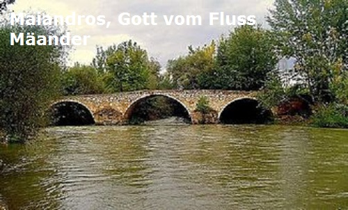 Maiandros (Mythologie): Flussgott vom Mäander Maiand10