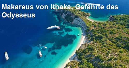 Makareus (Mythologie): Gefährte des Odysseus Makare10