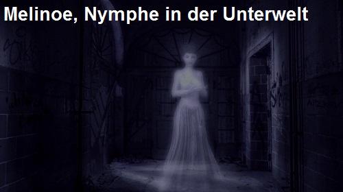 Melinoe (Mythologie): Nymphe in der Unterwelt Melino10