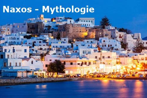 Naxos (Mythologie): Griechische Insel Naxos10
