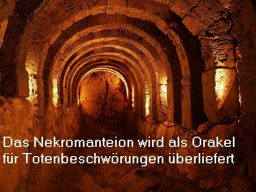 Nekromanteion - Orakel für Totenbeschwörung Nekrom10