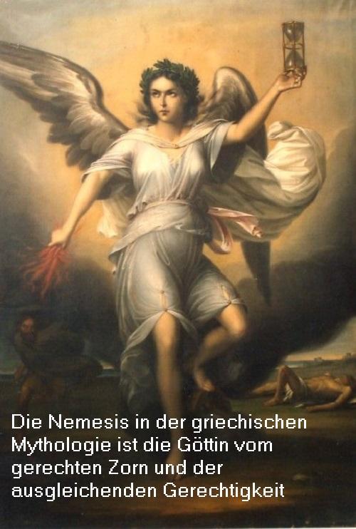 Nemesis: Göttin des gerechten Zorns und der ausgleichenden Gerechtigkeit in der griechischen Mythologie Nemesi10