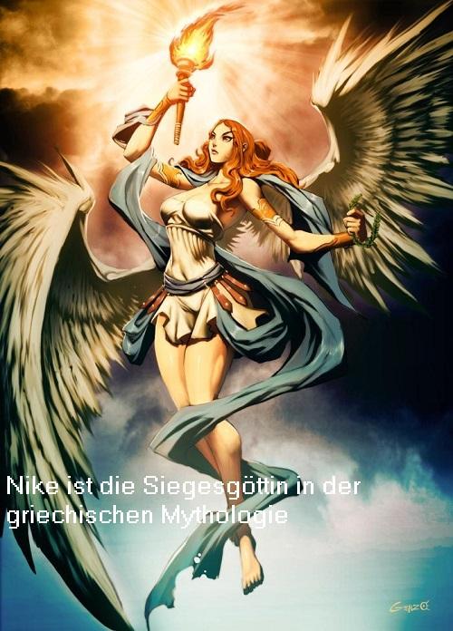 Nike: Siegesgöttin in der griechischen Mythologie Nike10