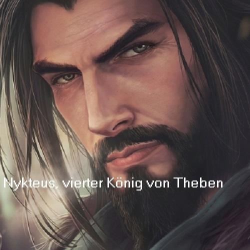 Nykteus (Mythologie): Vierter König von Theben Nykteu10