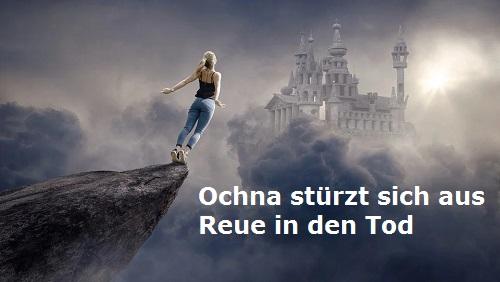 Ochna (Mythologie): Stürzte sich aus Reue von einem Felsen in den Tod Ochna10