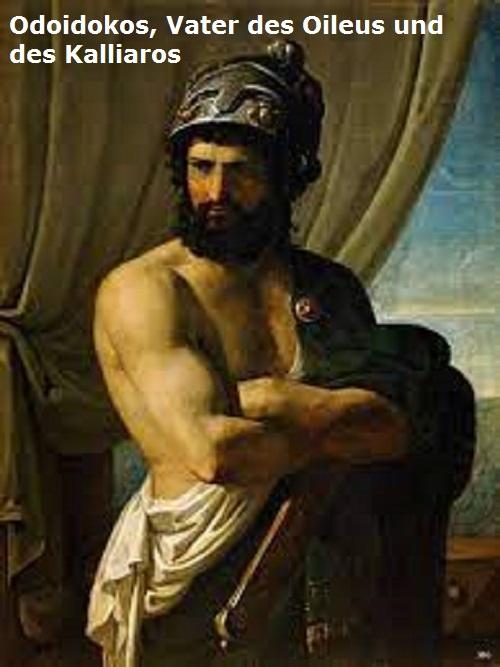 Odoidokos (Mythologie): Vater des Oileus und des Kalliaros Odoido10