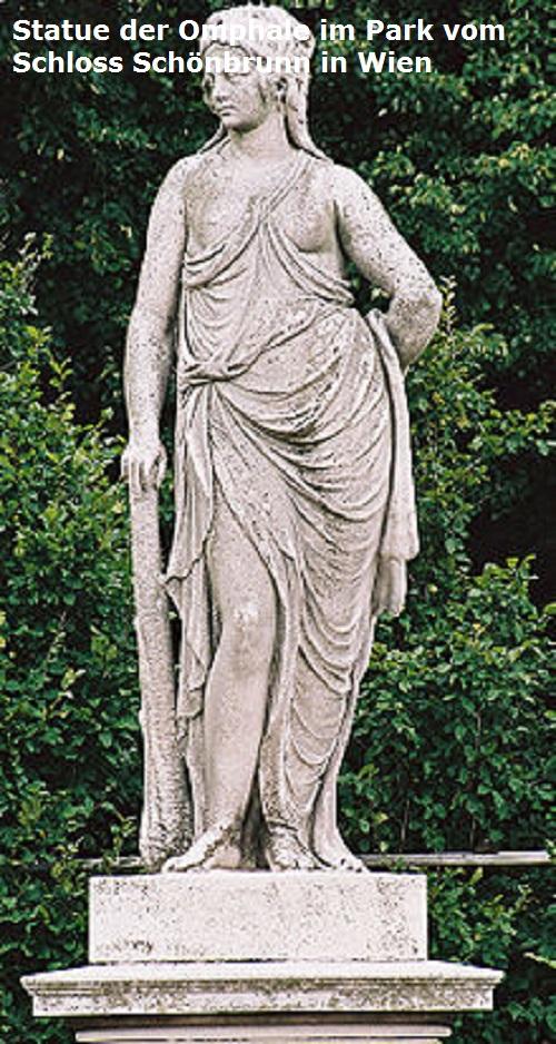 Omphale (Mythologie): Herrin des Herakles  Omphal10
