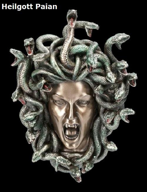 Heilgott Paian (Mythologie) Paian10