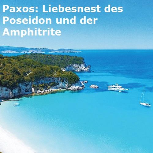 Paxos Griechische Insel Paxos10