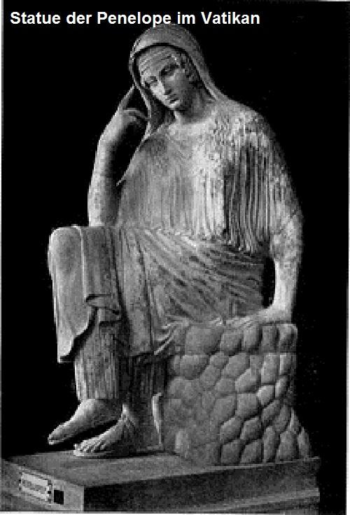 Penelope (Mythologie): Gemahlin des Odysseus Penelo10