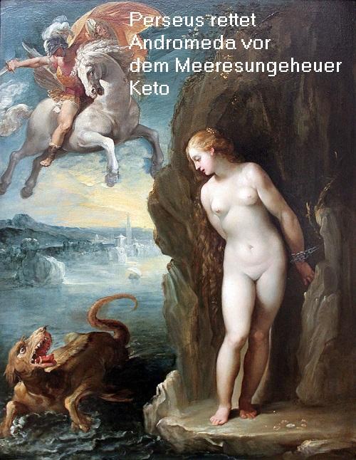 Perseus: Sohn des Zeus und Held, der die Medusa enthauptete Perseu10