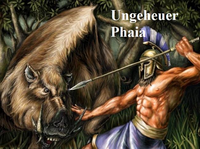 Phaia: Wildsau Ungeheuer Phaia10