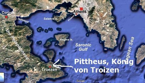 Pittheus (Mythologie): König von Troizen Pitthe10
