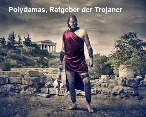 Polydamas (Mythologie): Ratgeber der Trojaner Polyda10