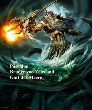 Poseidon: Olympischer Meeresgott, sehr mächtig und ausgesprochen gefährlich Poseid10