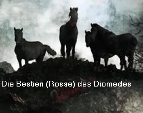 Rosse des Diomedes: Vier wilde Menschenfresser Ungeheuer Stuten Rosse_10
