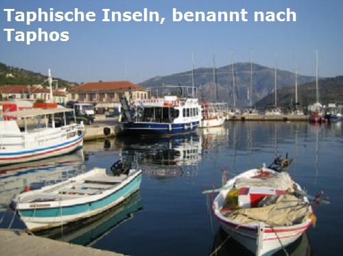 Taphische Inseln (Tilevoides, Mythologie) Taphis10