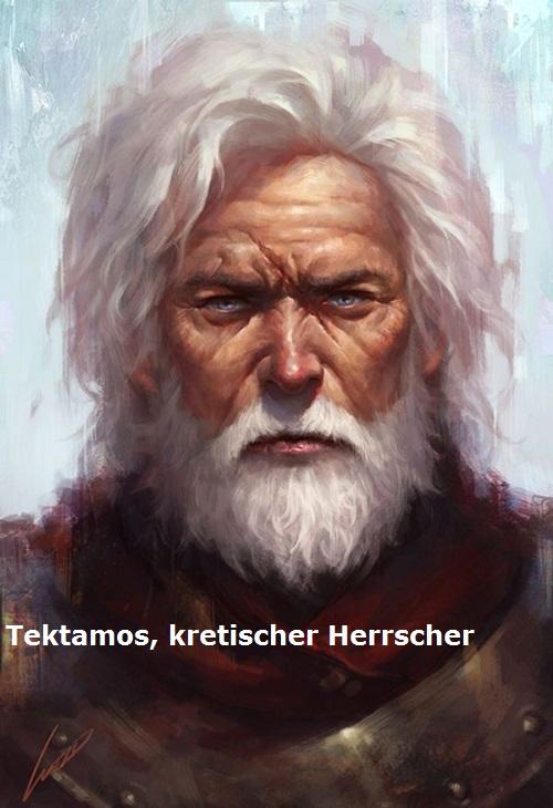 Tektamos (Geschichte, Mythologie): Herrscher von Kreta Tektam10