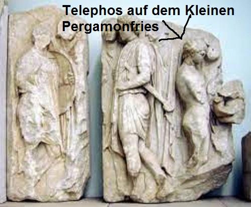 Telephos (Mythologie): Sohn des Herakles und der Auge Teleph11