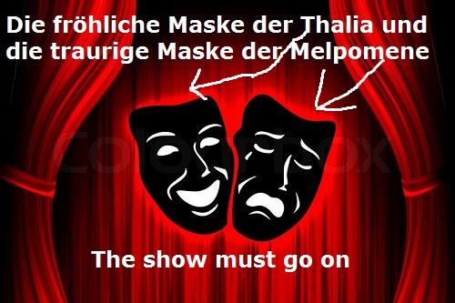 Muse Thalia (Mythologie): Fröhliche Dichtung, Unterhaltung und Komödie Thalia12