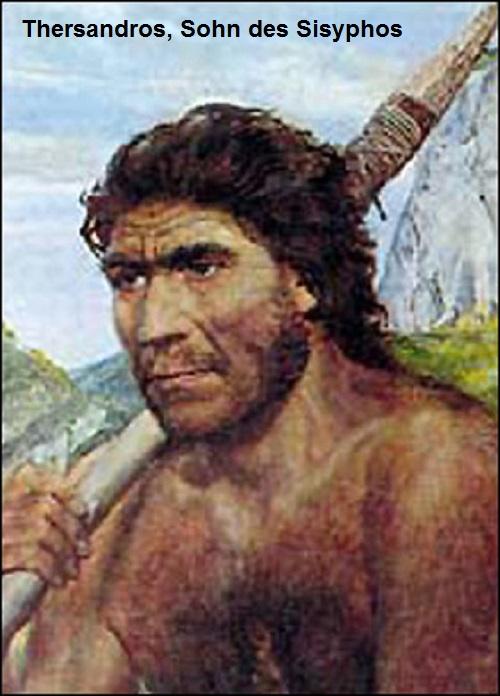 Thersandros (Mythologie): Sohn des Sisyphos Thersa10