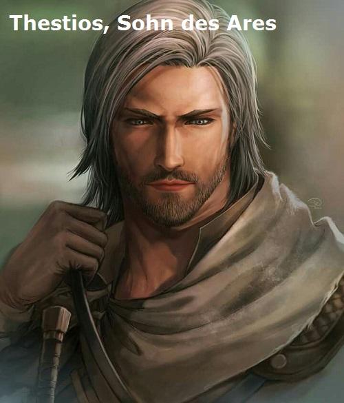 Thestios (Mythologie): Sohn des Ares und der Demonike Thesti10