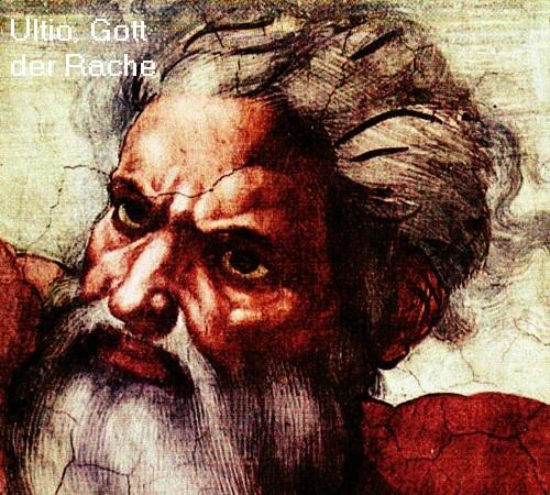 Ultio (Mythologie): Gott der Rache Ultio10