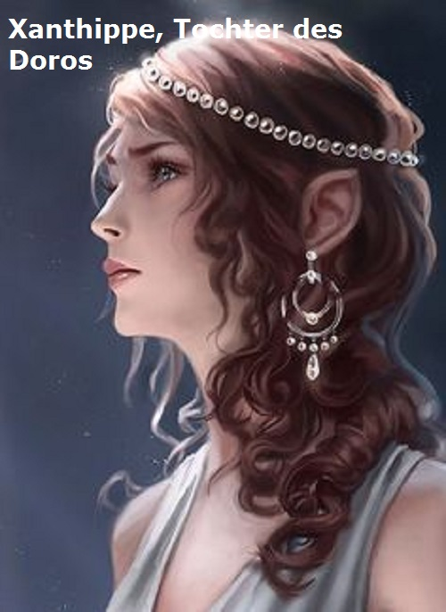 Xanthippe (Mythologie): Tochter des Doros Xanthi10