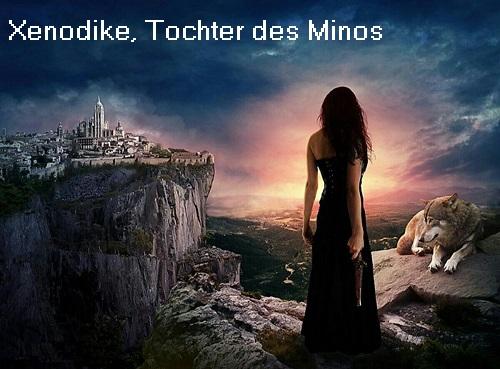 Xenodike (Mythologie): Tochter des Minos Xenodi10