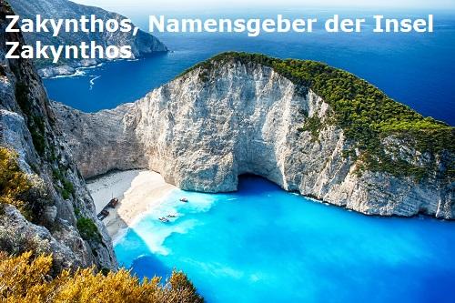 Zakynthos (Mythologie): Griechische Insel Zakynt10