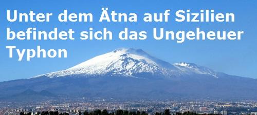 Ätna Berg auf Sizilien! Zatna10