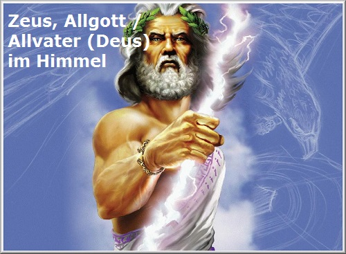 Zeus: Mächtigster Gott aller Götter? Zeus-211