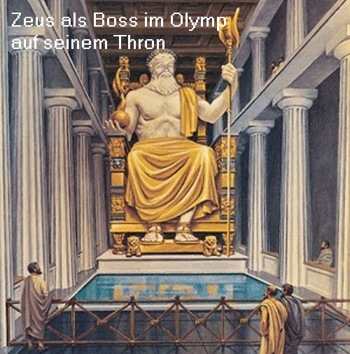 Zeus: Mächtigster Gott aller Götter? Zeus10