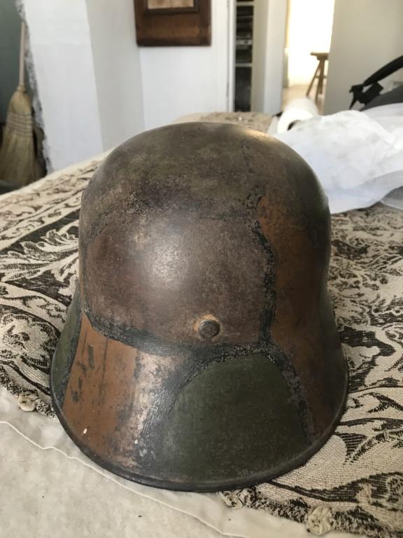 Casque allemand WW1 0a696710