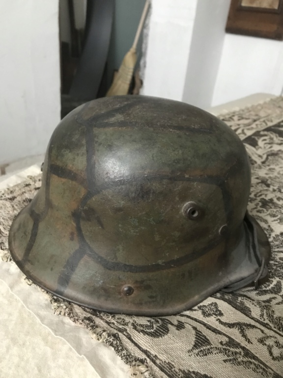 Casque allemand WWI 39f22610