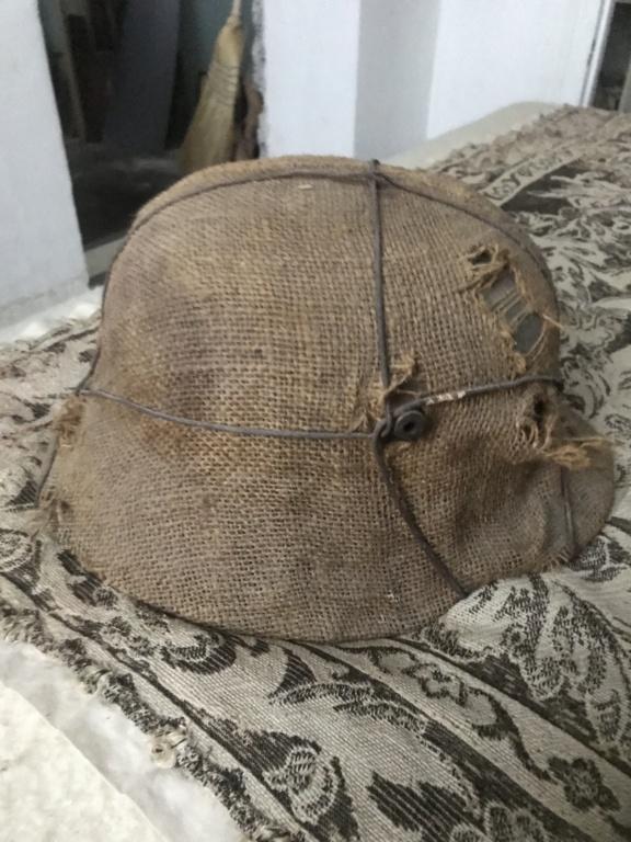 Toile casque allemand WW1 4a671f10