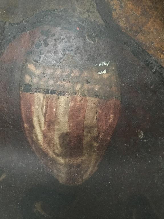 Camouflage casque anglais WW1 52213310