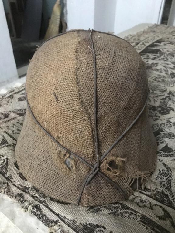 Toile casque allemand WW1 5d0e3f10