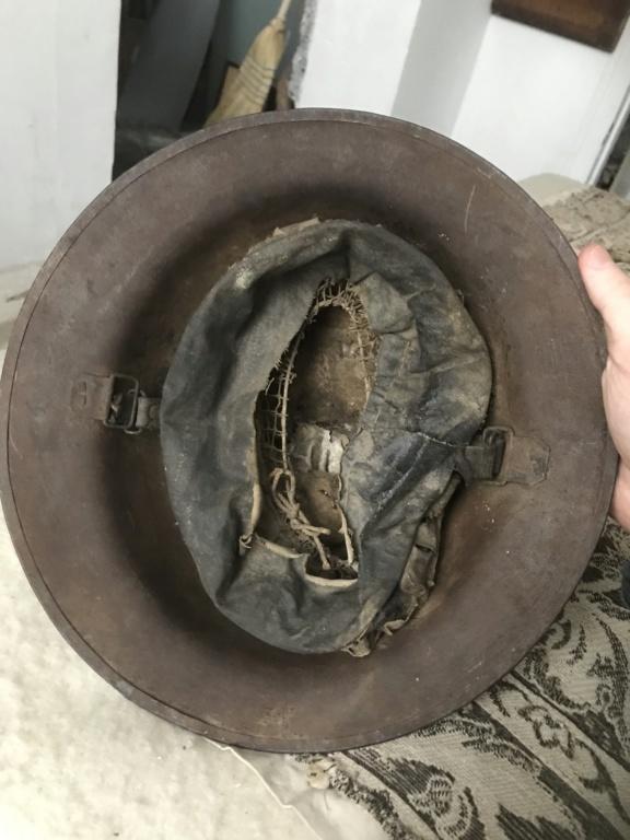 Camouflage casque anglais WW1 C4d5d810