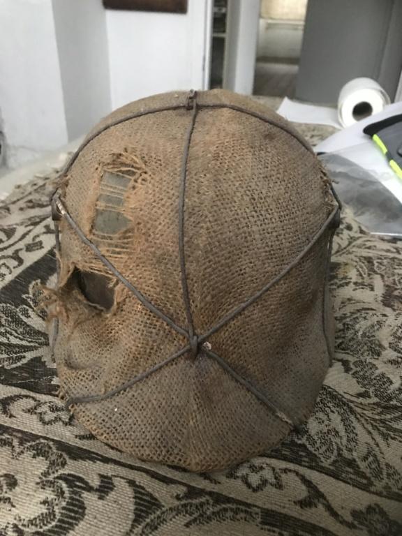 Toile casque allemand WW1 Fc454f10