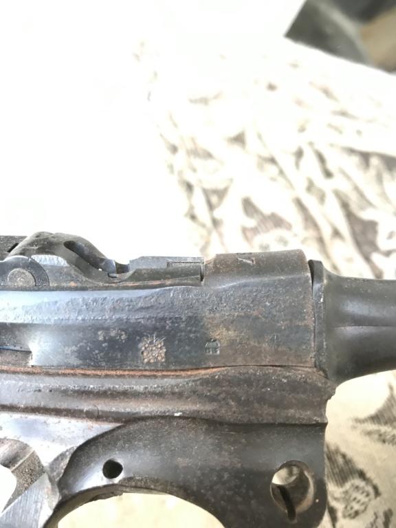 Pistolet allemande 1937 Image11