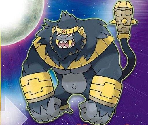 Lukong, El rey de los monos. Lukong10