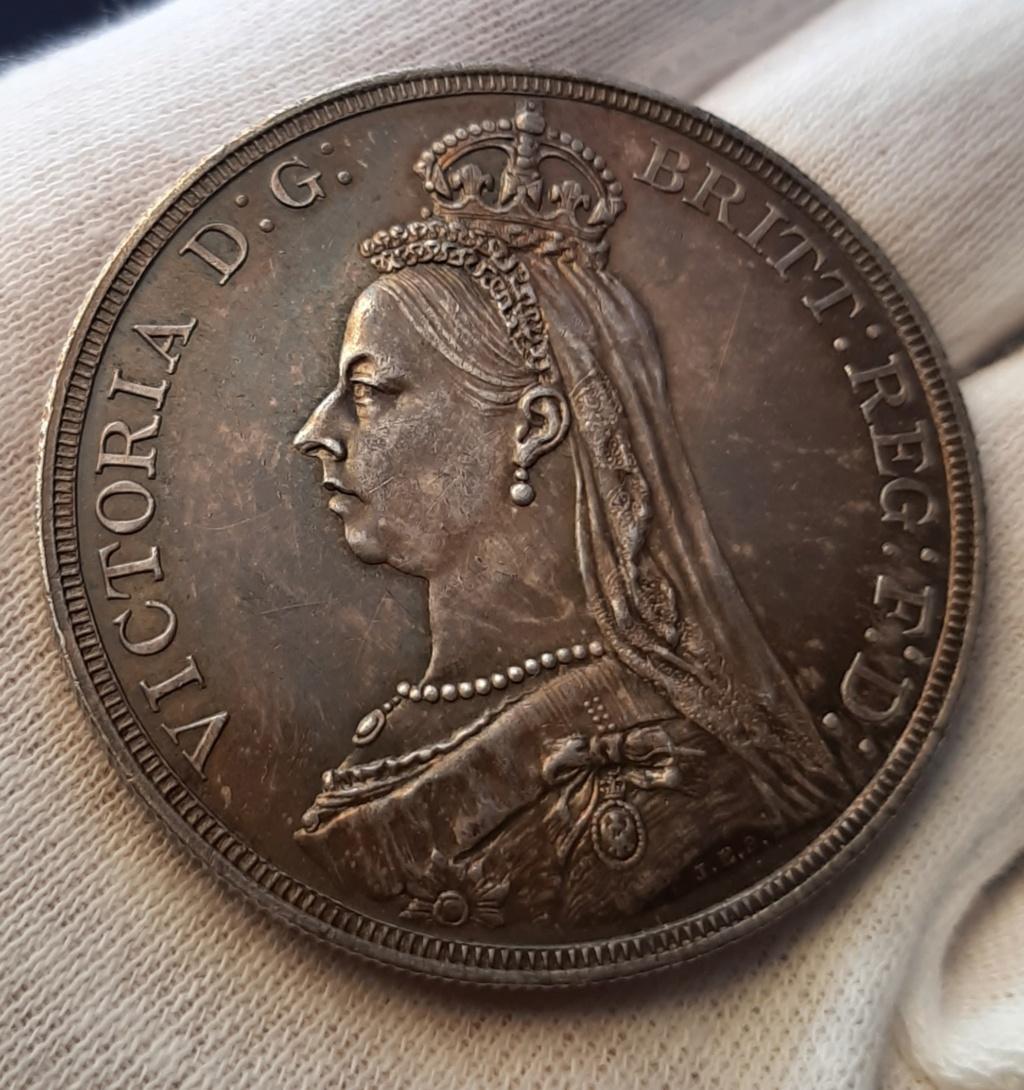 1 Corona 1887 Gran Bretaña 20200710