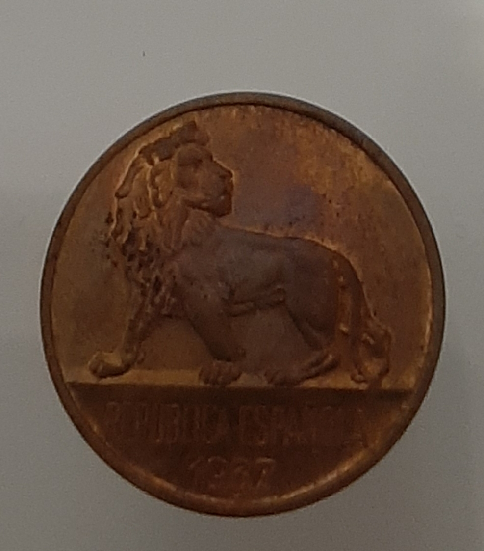¿Quién conoce esta moneda? - 25ct 1937. Prueba no adoptada 20200722