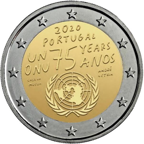 Portugal 2€ Tokio 2020? 20po112
