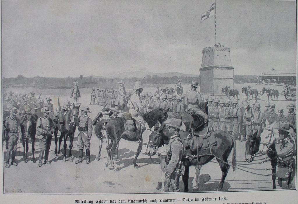 Uniformes et équipements des Troupes coloniales 1124