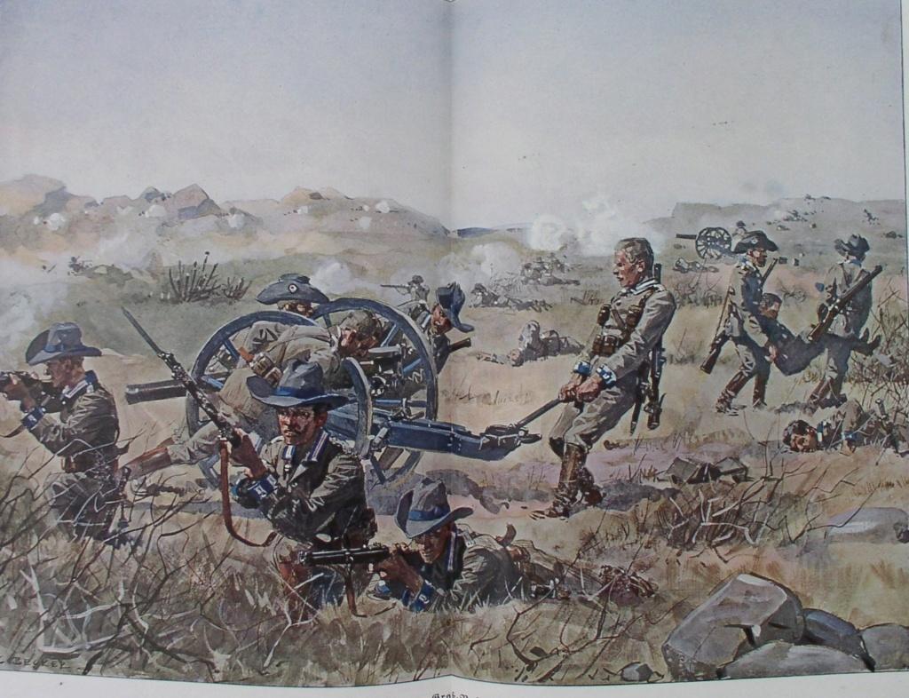 Uniformes et équipements des Troupes coloniales 1721
