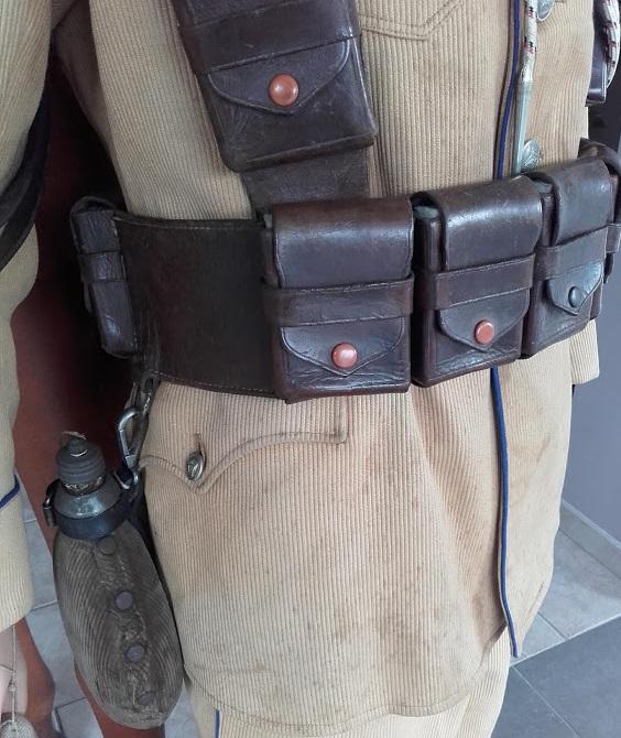 Uniformes et équipements des Troupes coloniales 3616