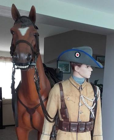 Uniformes et équipements des Troupes coloniales 4110