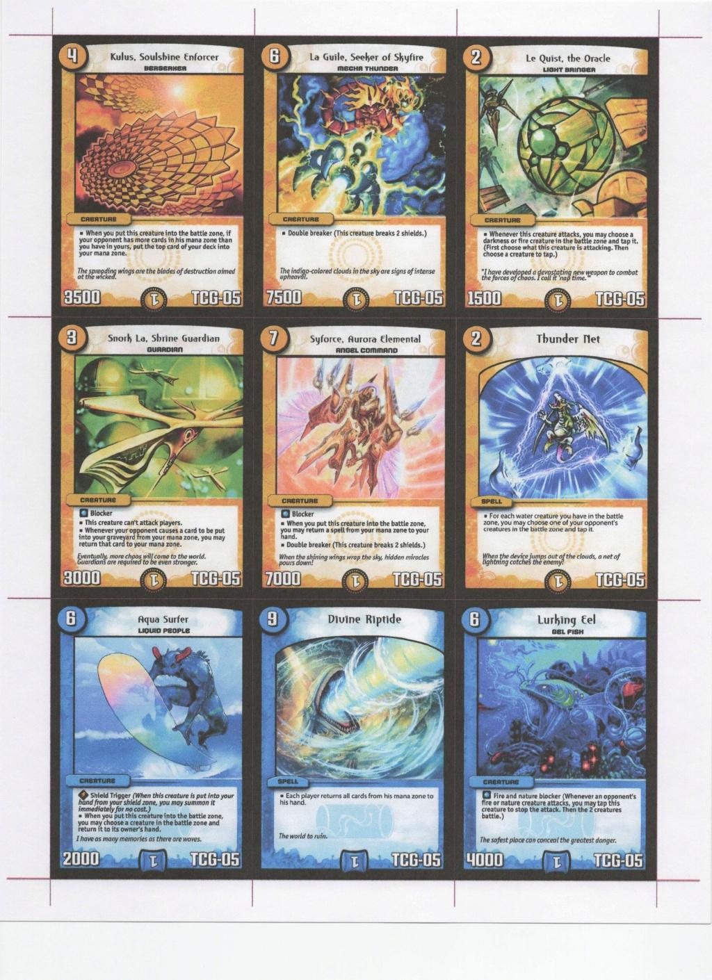 Duel Masters Printables sets 1-17? 00110
